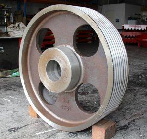 Impact Crusher Flywheel