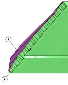 Worn Liner Digital Profile